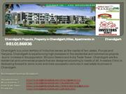 Properties in Chandigarh,Properties at 9810186936