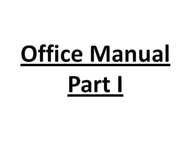 Amazon. In: buy tamilnadu government office manual part i & part.