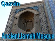 Qazvin jameh mosque2