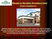 wingate by wyndham streetsboro
