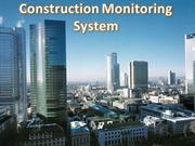 Construction Monitoring System