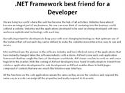 .NET Framework best friend for a Developer