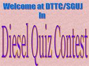 Elec running Quiz with Answer