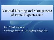 Portal hypertension ppt