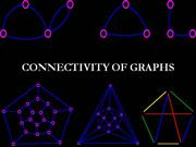 connectivity of graph