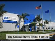 The United States Postal Service