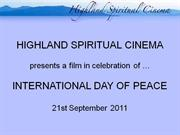 Peace day slideshow