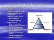 Love and Romantic Relationships.ppt