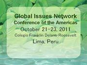 GIN Conference of the Americas Intro