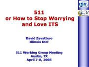 Midwest 511 Status.ppt