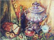 HERE IS THE WINTER!! (SAMOVAR)