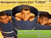 Management Lessons from 3 Idiots