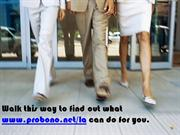 WHY YOU SHOULD JOIN LOUISIANA PRO BONO NET