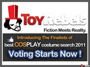 ToyRebels Cosplay Finalists 2011