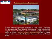 downtown tampa florida hotels