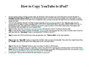 How to Copy YouTube to iPod