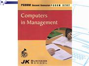 Saurabh Computer Applications in Management