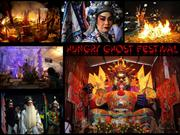 Hungry Ghost Festival (China, Malaysia, Thailand,Asia...)