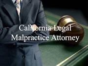 Joel Bander Law: Los Angeles California Legal Malpractice Attorney