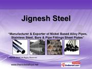 Alloy Products By Jignesh Steel Mumbai
