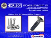 Blind Rivets By Horizon Mercantile Associates Pvt. Ltd (Fasteners