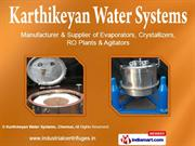 Industrial Centrifuges By Karthikeyan Water Systems Chennai