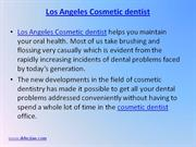 Los Angeles Cosmetic Dentist