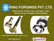 Open Forgings By Ring Forgings Private Limited Bengaluru