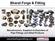 Flanges By Bharat Forge & Fitting Mumbai