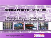 Material Handling Equipment By Siddha Perfect Systems Pune