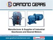 Worm Type Gear Box By Diamond Gears New Delhi