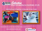 Iron Oxide By Selective Minerals And Color Industries Private Limited