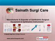 Intraocular Lens By Sainath Surgi Care Ahmedabad
