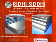 Low Alloy Steel Plates(15Cr13Mo6) By Ridhi Siddhi Steel Corporation