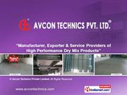 Industrial Constructions By Avcon Technics Private Limited Pune