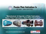 Heavy Fabrication By Premier Plate Fabrications Co. Coimbatore