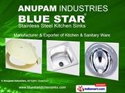 Anti Scratch Stainless Steel Sinks By Anupam Industries Muzaffarnagar
