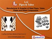 Steel Flanges By Lg Pipes And Tubes Mumbai