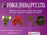 Forgings Of Steel And Aluminium By Forge [India] Private Limited