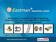 Turn Buckles By Eastman Industries Limited Ludhiana