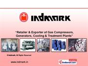 gas compressor by indmark mumbai