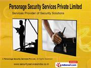 Detective Services By Personage Security Services Private Limited New