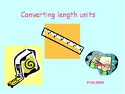 Lisa_converting unit lengths