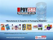 Preformed Pouches By Poysha Packaging Private Limited Ghaziabad