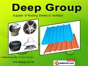 Coated Steel Sheet Products By Deep Group, India Pune
