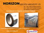 Inconel Sheets By Horizon Mercantile Associates Pvt. Ltd. (Inconel)