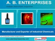 Pyridines By A. B. Enterprises, Mumbai Mumbai