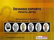 Shawls By Devanshi Exports Private Limited New Delhi