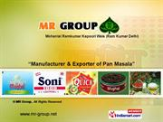 Mouth Freshner By Mr Group New Delhi
