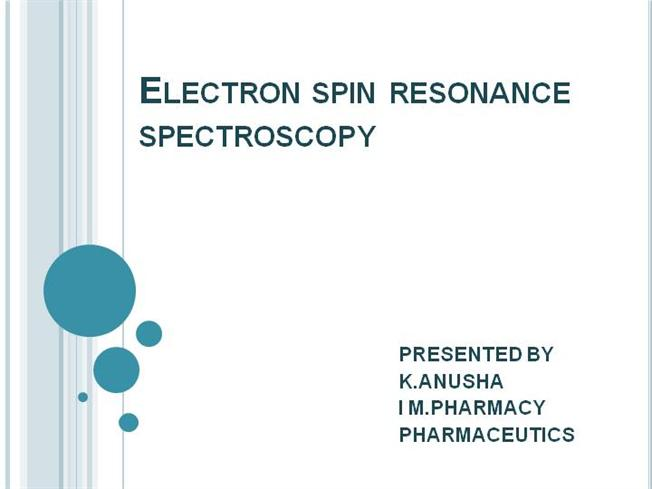 electron spin resonance dating wikipedia encyclopedia